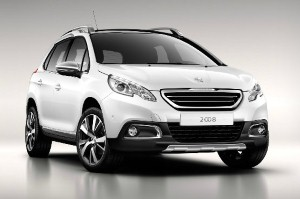 Peugeot takes to the high ground with the new 2008