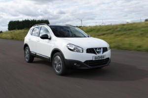 Nissan expects big things from the new Qashqai 360