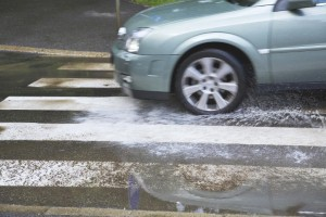 UK's extreme weather 'makes tyre safety a priority'