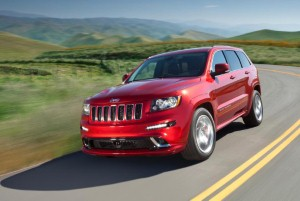 Jeep's Grand Cherokee undergoes subtle transformation