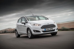 Drivers bought a Ford Fiesta 'every two minutes in 2012'