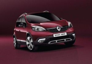 Renault debuts the new Scenic XMOD crossover