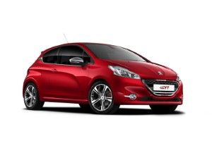 New Peugeot 208 GTi hot hatch prepares for launch
