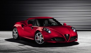 Alfa Romeo 4C to be given world premiere in Geneva