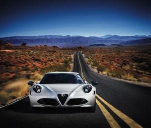 Launch Edition of the Alfa Romeo 4C revealed
