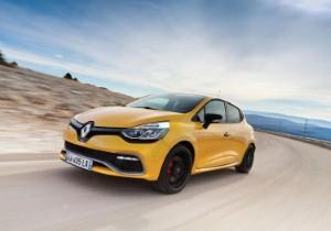 Renault Clio Renaultsport 200 Turbo EDC specifications announced