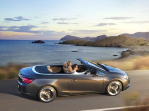New Vauxhall Cascada prepares for launch