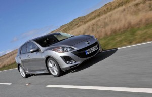 Enhanced Mazda3 models to be launched in April