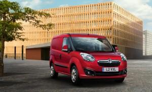 Vauxhalls vans win the firm two awards