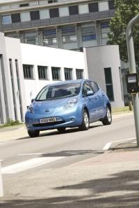 New version of Nissan LEAF released