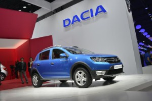 Dacia continues its value for money philosophy with Logan MCV