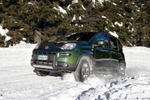 James Martin praises Fiat Panda 4x4