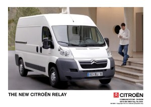 Citroen puts new commercial vehicles on sale