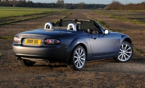 Mazda attempts Guinness World Record with MX-5