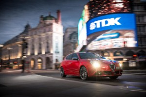 Alfa Romeo launches limited edition Fast and Furious 6 Giulietta