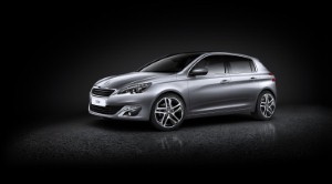Peugeot releases first photos of New 308