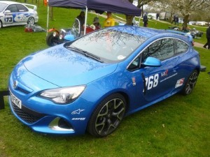 Vauxhall comes back to motorsport after a four year absence