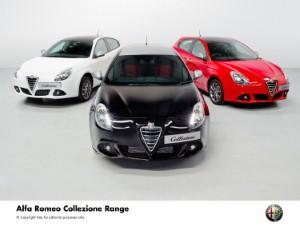 Alfa Romeo unveils limited edition Giulietta Collezione