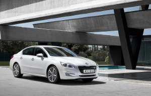 Peugeot 508 released with enhanced specification