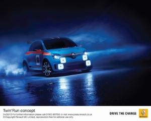 Renault reveals Twin'Run concept at Monaco Grand Prix