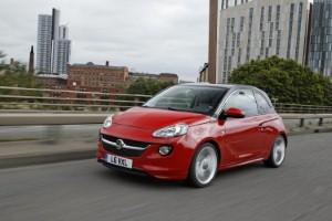 Vauxhall ADAM wins best interior design award