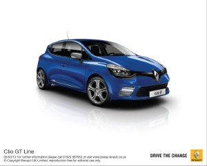 Renault Clio GT-Line spec and pricing confirmed