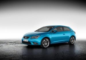 SEAT Leon SC gets debut at London Motorexpo