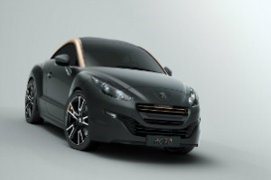 260bhp new Peugeot RCZ R will be the most powerful road-going car in the brand's history