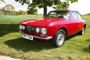 Simply Alfa Romeo show at Beaulieu this month
