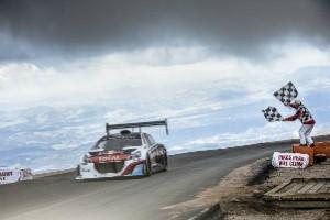 Peugeot 208 T16 conquers Pikes Peak