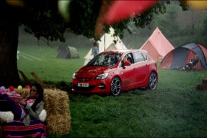 Best of British with Vauxhall's cheerful new TV ad