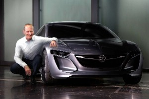 New Monza Concept shows the future for Vauxhall models