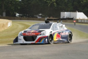 Two terrific wins for the Peugeot 208 T16