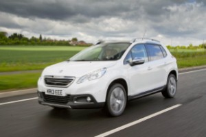 Peugeot's new 2008 Crossover is proving popular
