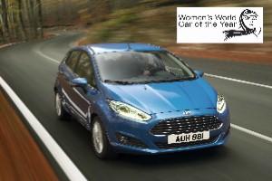 Ford Fiesta wins 2013 Womens World Car of the Year award