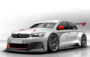 Citroen and Seb Loeb take to the world stage in the new C-Elysee