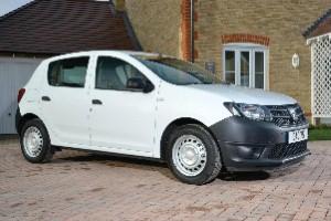 Dacia Sandero depreciates the least of any UK new car