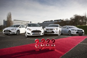Ford breaks records at 2013 What Car? Awards