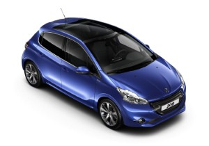 Special-edition Peugeot 208 Intuition packing plenty of kit