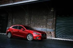 New Mazda 3 hatchback gets worldwide reveal