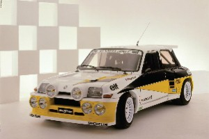 Amazing Renault R5 Maxi Turbo reminds me of turbo-days gone by