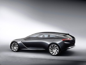 Stunning Monza Concept shows the future of Vauxhall