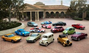 80 years of Nissan