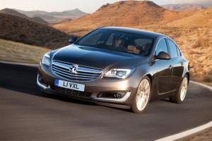 Super-efficient new Vauxhall Insignia 2.0 CDTi ecoFLEX