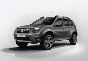 Dacia Duster gets some sharper style