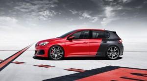 Peugeot reveals 'radical' 308 R Concept