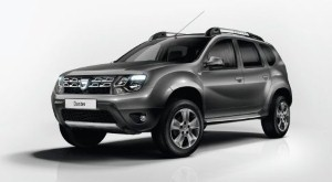 Dacia Duster sweeps into Frankfurt Motor Show