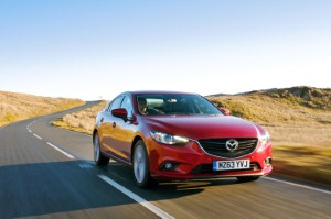 Mazda6 takes top safety rating in NCAP tests