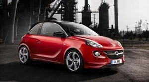 New Vauxhall Adam scores highly on NCAP safety rating