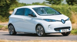 Renault tops Europe for low CO2 emissions